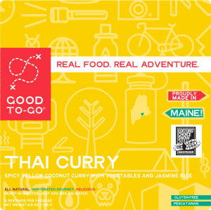 Good to go Thai Curry. Photo courtesy Good To Go Website